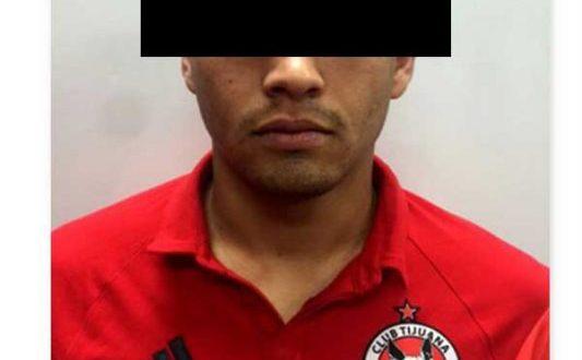Jugador de Xolos detenido por narcotráfico