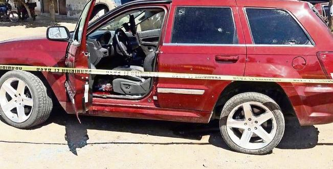 5 minutos de terror en Mocorito, Sinaloa