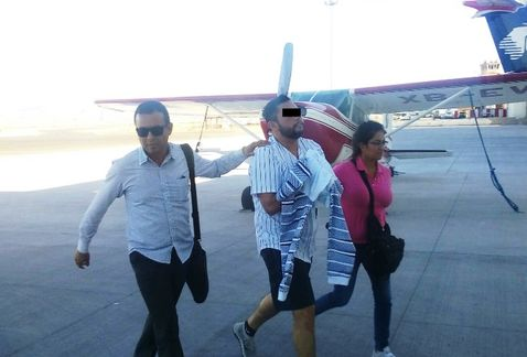 Arrestan a Enrique Tarín, excolaborador de César Duarte