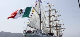 Cae una cadete en alta mar, la Marina realiza busqueda