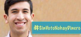 Desean implementar #SinVotoNoHayDinero en todo el país