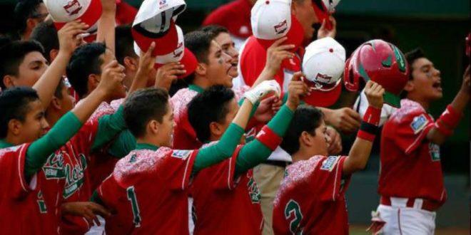 México tercer lugar en la Serie Mundial de Ligas Pequeñas