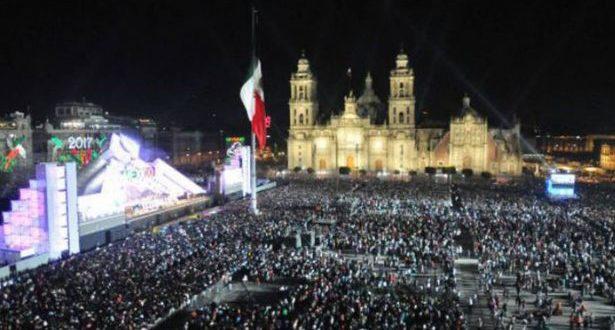 Alrededor de 300 mil asistentes en el concierto de Estamos Unidos Mexicanos