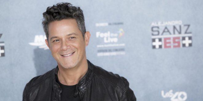 Alejandro Sanz fue nombrado Persona del Año en los Latin Grammy