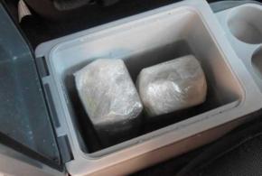 PGR asegura hielera con heroína en Tlalpan