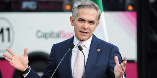 Mancera afirma que si habrá competencia en el PRD para Jefatura de Gobierno