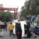 Volcadura sobre la Xochimilco-Tulyehualco deja 10 heridos