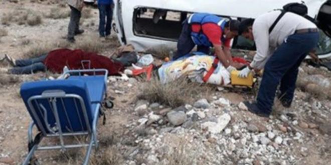 Operarán a Marichuy tras accidente en Baja California Sur