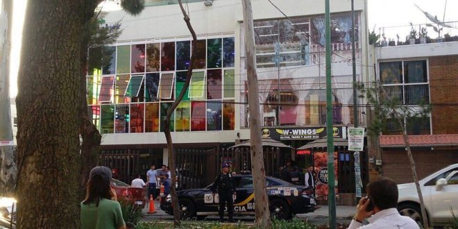 Balacera en fiesta infantil en la Ciudad de México