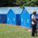 Casas de campaña donadas por China tras el sismo son vendidas