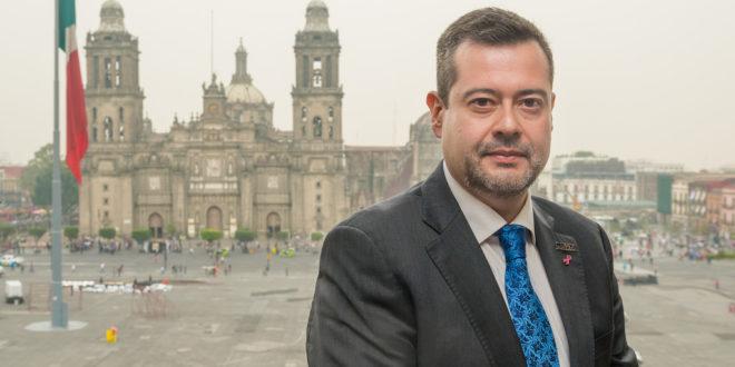 José Ramón Amieva remplazará a Mancera en el gobierno capitalino