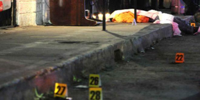 Ataques en Zihuatanejo deja 16 muertos