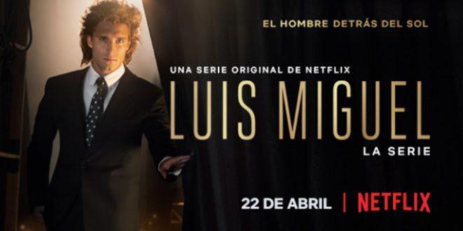 Netflix cambia el horario de la serie 'Luis Miguel' por el primer debate presidencial