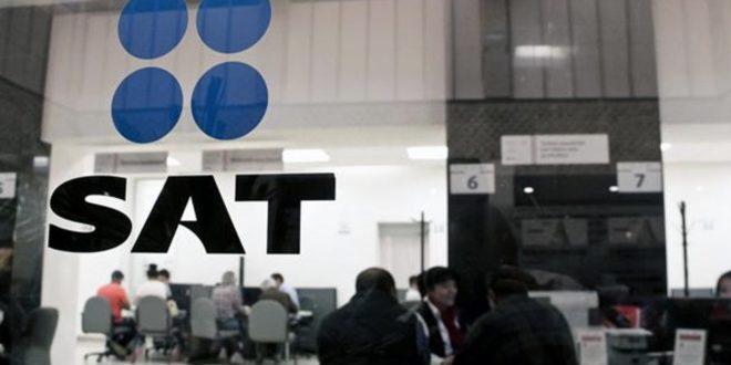 SAT inicia devolución de impuestos por declaración anual
