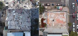 Primer aniversario del terremoto en México: el antes y después