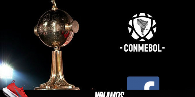 Oficial: Facebook transmitirá la Copa Libertadores 2019