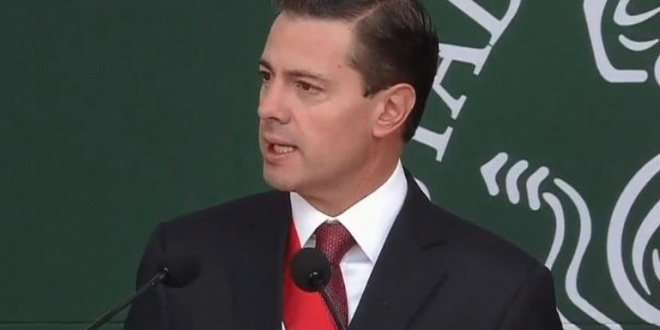 Peña cancela por segunda ocasión viaje a zonas afectadas en Sinaloa