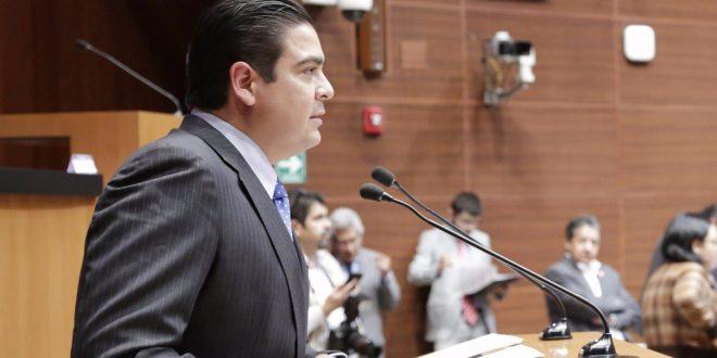 """""""Delincuentes no se enriquecerán con extorsiones"""": Ismael Cabeza de Vaca"""