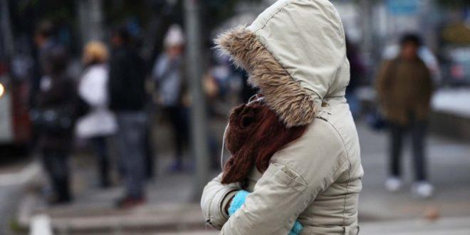 Tormenta invernal provocará ambiente gélido en varios estados del país