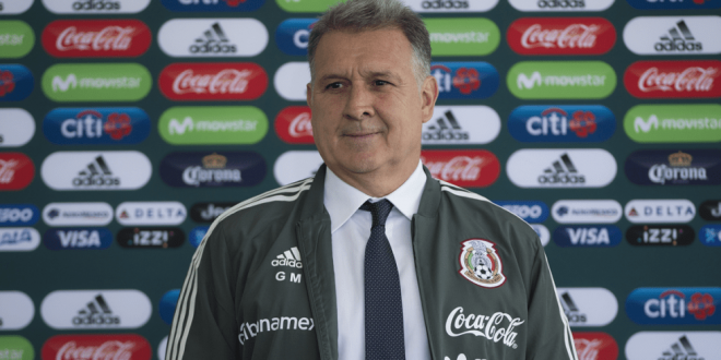 Presentan al 'Tata' Martino como técnico de la Selección Mexicana