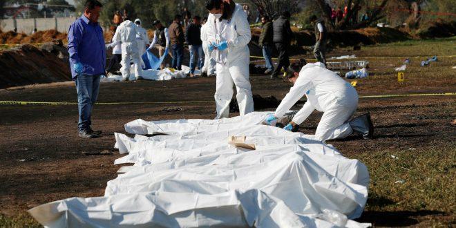 Sube a 115 la cifra de muertos por explosión en Tlahuelilpan