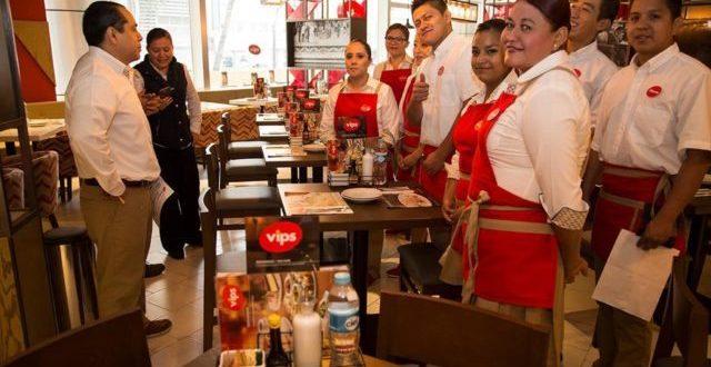 Los nuevos Vips que quiere Alsea: restaurantes pequeños y servicio rápido