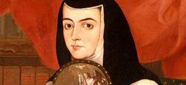 Unesco reconoce acervo bibliográfico de Sor Juana Inés de la Cruz