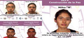 Dan prisión preventiva a presuntos secuestradores de Humberto Adame