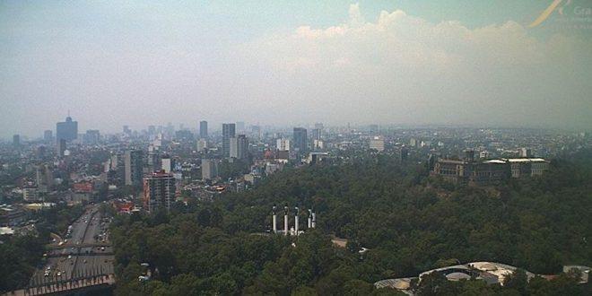 Sigue mejorando calidad del aire en el Valle de México