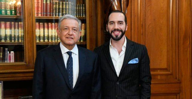 López Obrador y Nayib Bukele se reunirán este jueves en Chiapas