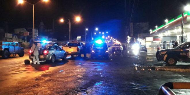 Tercer ataque a policía municipal de Celaya