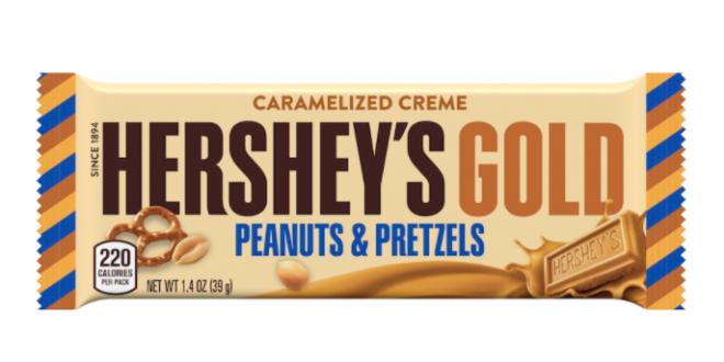 Hershey's lanza nueva barra tras más de 20 años