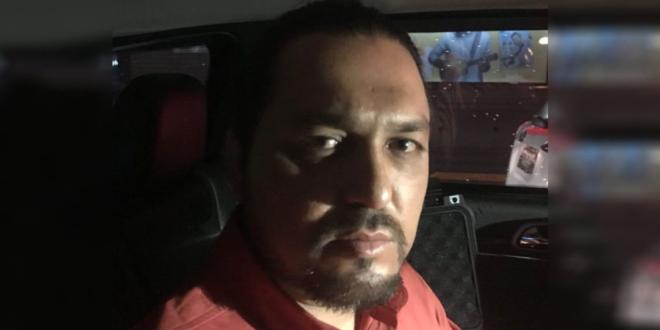 Trasladan a 'El Z43' a penal del Altiplano