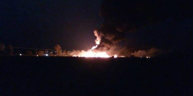 Explota toma clandestina en Hidalgo; reportan varios heridos
