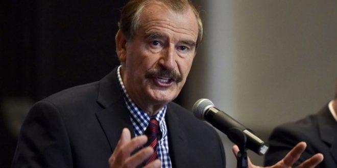 Fox arremete contra AMLO por expectativa de crecimiento de México