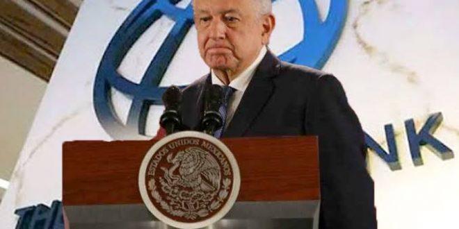 Gobierno mexicano endeuda al país con mil millones de dólares.